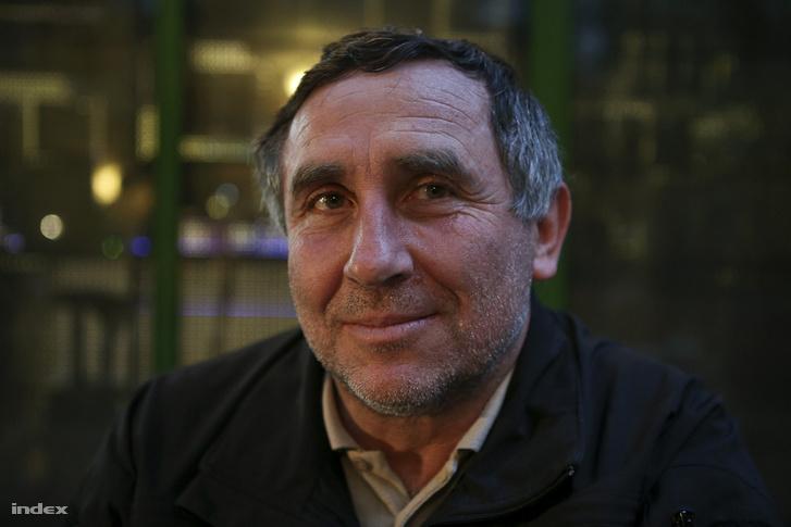 Varga Károly 2013-ban.