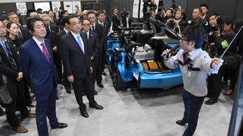Japán szigorú intézkedésekkel lép fel a kínai térhódítás ellen