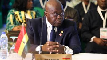 533 embert fertőzött meg egy munkás Ghánában