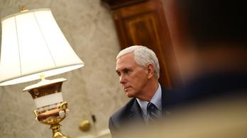 Nem vonul karanténba Mike Pence alelnök