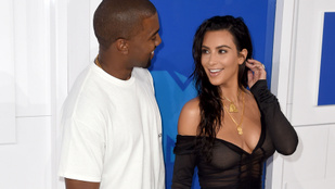 Állítólag Kim Kardashian és Kanye West egymás agyára mennek a karanténban