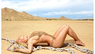 Britney Spears fülledten erotikusra cserélte egy lemezborítóját