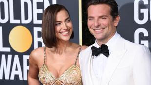 Bradley Cooper beugrott Irina Shaykhoz anyák napja alkalmából