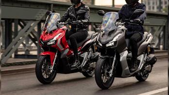 Európába is jön a Honda X-ADV150