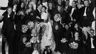 Demi Moore Bruce Willisszel közös esküvői fotóval emlékezett meg Little Richardról