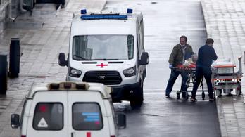 Többen halnak meg Moszkvában, mint amennyi a koronavírusból látszik