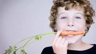 Így etesd meg a gyerekkel a zöldséget!