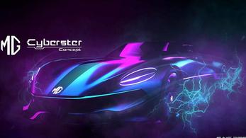Újra lesz MG sportkocsi?