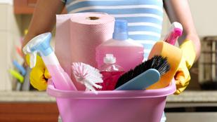 Tisztítószerek, amiket nem kellene keverned