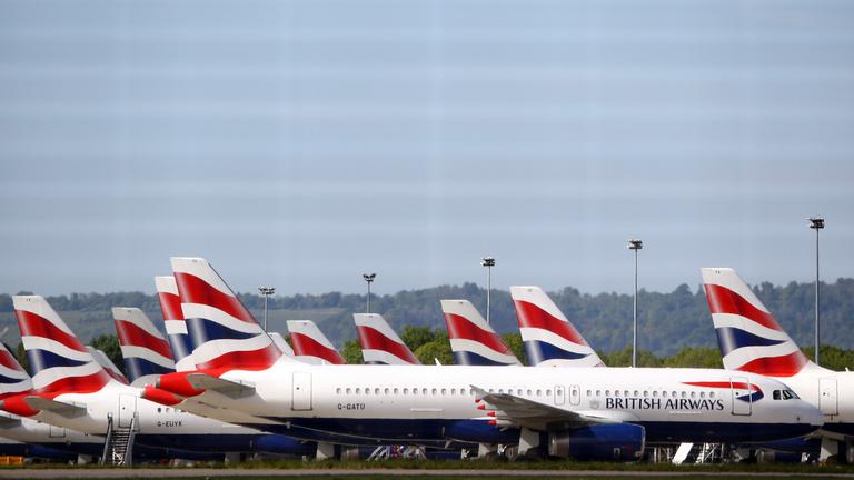 A kötelező karantén teljes csődbe viheti a brit légi közlekedést