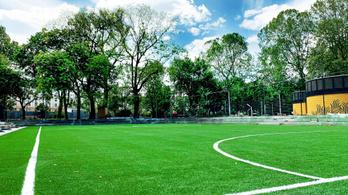 Fizetős lesz a városligeti focipályák egy része