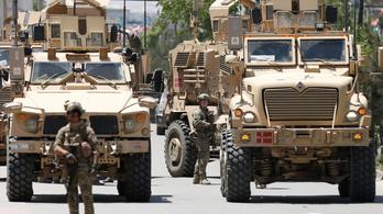 Kórházban és temetésen is merénylet történt Afganisztánban, sok a halott
