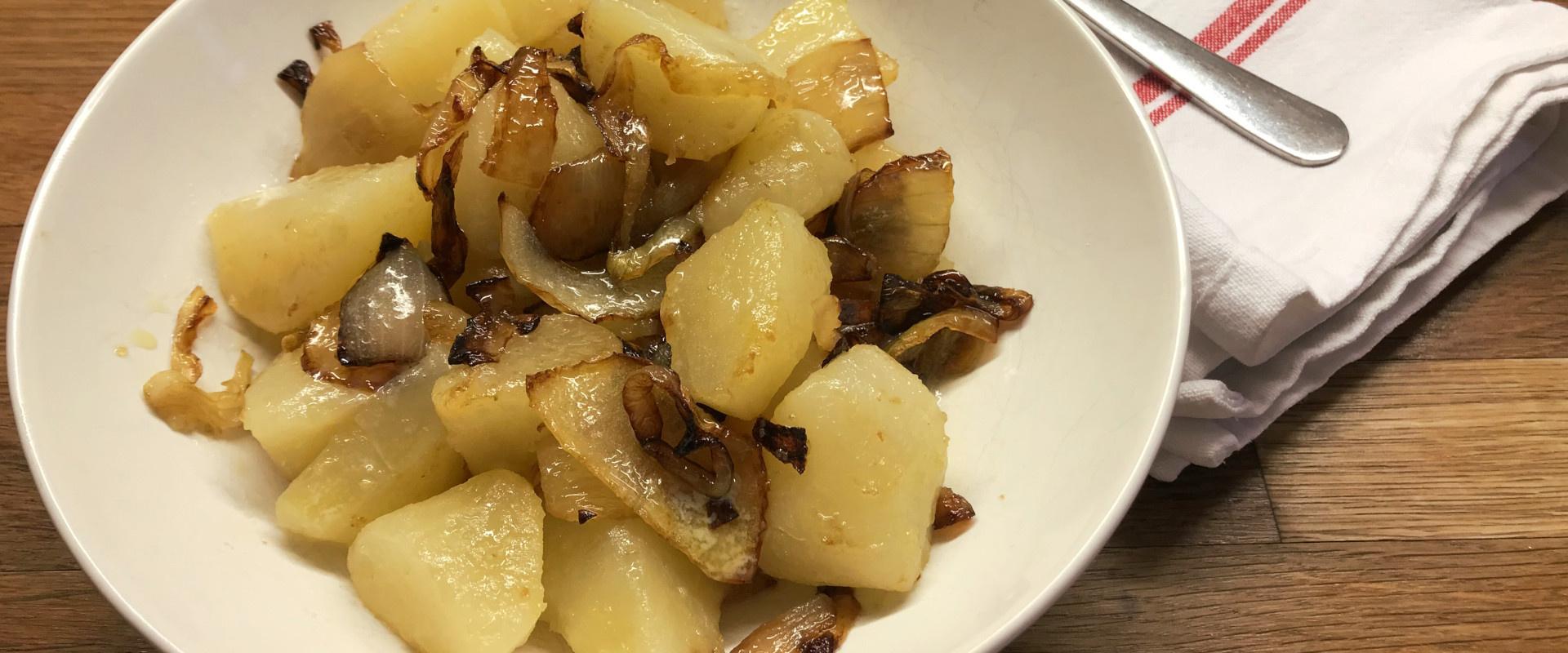 pirított hagymás krumpli cover