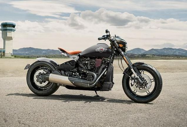 Hellcar, Harley alapokon