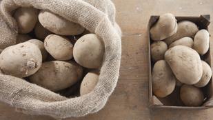 Így tárold a krumplit, hogy ne kelljen hamar kidobni