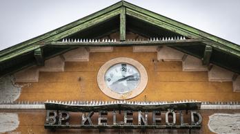 Megmenekül a kelenföldi vasútállomás épülete