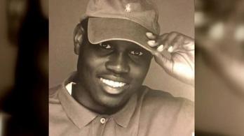 Kétszer is mellkason lőtte az exrendőr fia a fekete futót