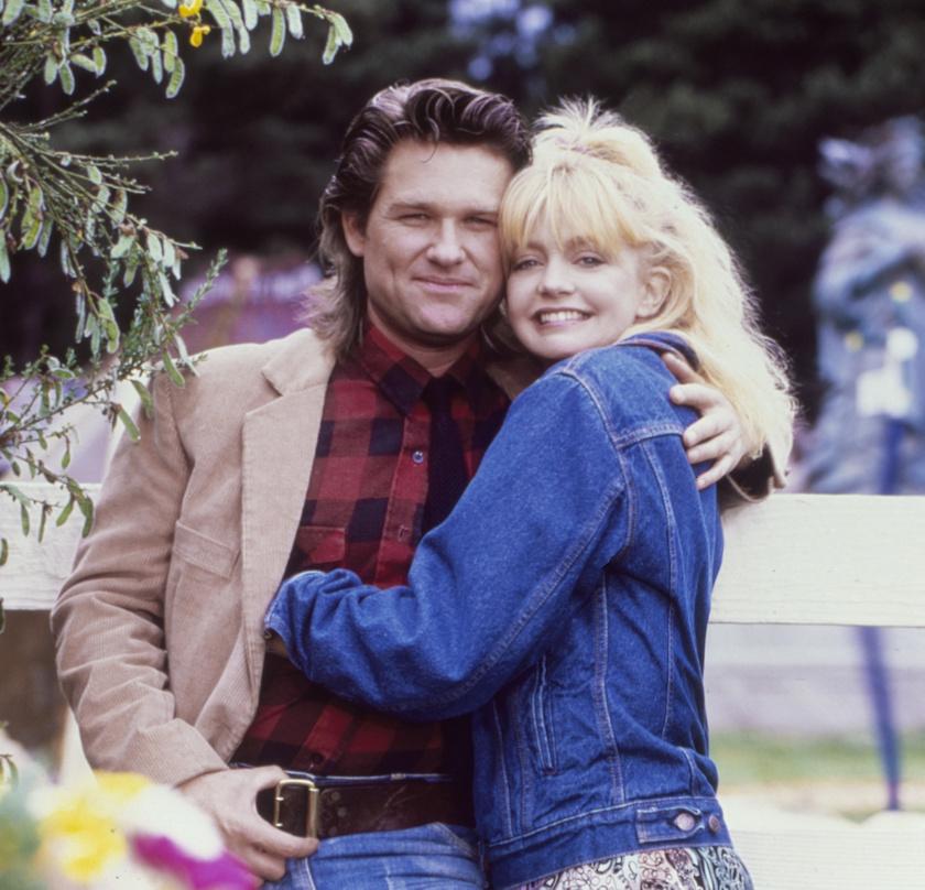 Goldie Hawn és Kurt Russell már hosszú évtizedek óta Hollywood egyik álompárja.