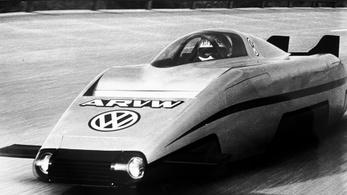 Ez a szuper-áramvonalas VW az idén negyven éves
