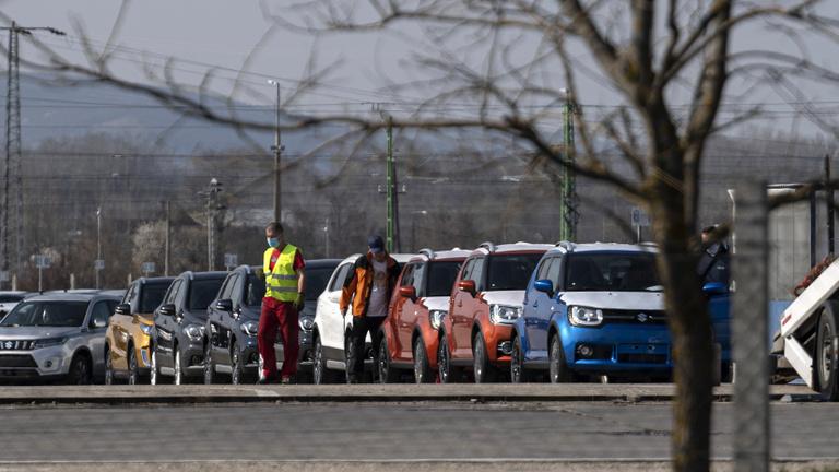 A Suzukinál a járvány ellenére is kapnak bónuszt a dolgozók