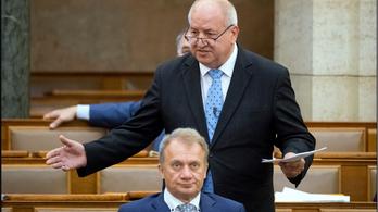 Egy nehéz nap a parlamentben