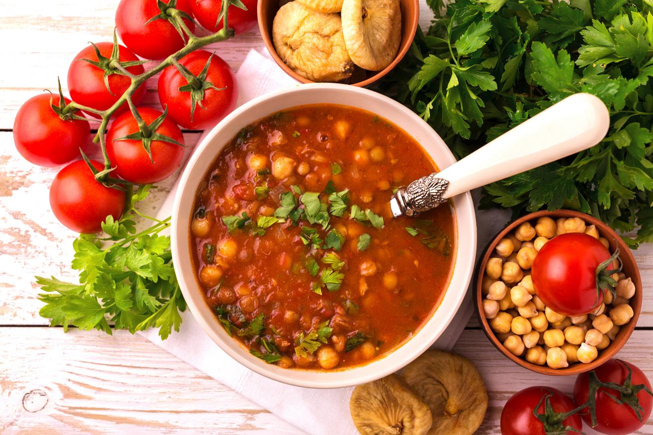 harira lencse leves