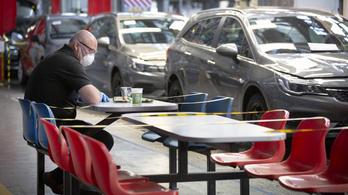 A járvány miatt az európai állások 26 százaléka van közvetlen veszélyben