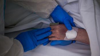 Levettek a lélegeztetőgépről egy idős koronavírusost a vérplazmaterápiának köszönhetően