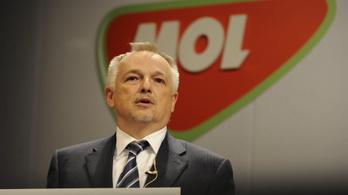 A Mol vezetése visszaadta a fizetése 40 százalékát, így az alkalmazottakkal könnyebb fizetéscsökkentésről beszélni