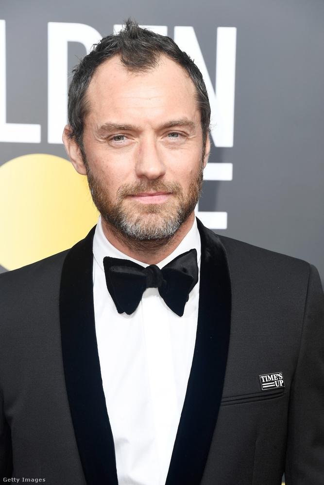 Jude LawJude Law szinte minden filmjében jólfésült úriembert alakít