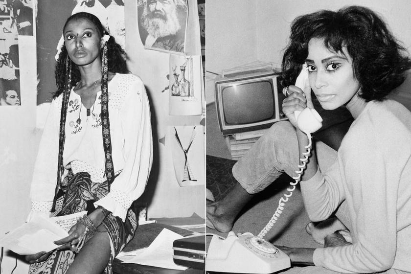 Ő volt a világ első fekete szupermodellje: a 33 évesen elhunyt Donyale Luna tragikus története