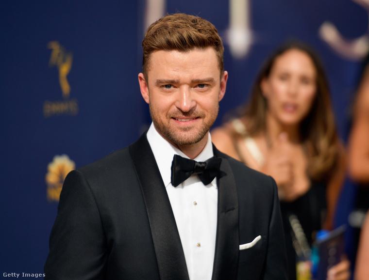 Justin TimberlakeAz énekes is azon férfiak közé tartozik, akik adnak magukra