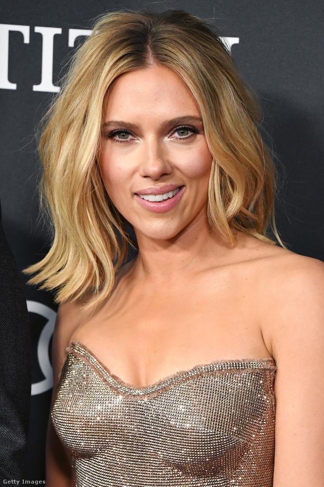 Scarlett JohanssonA Fekete özvegy színésznője már hosszú évek óta szexszimbólumként él a köztudatban