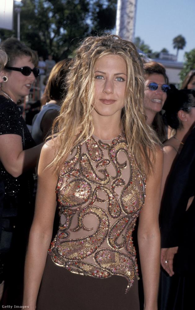 Jennifer AnistonDe 1999-ben azért ő is eltévelyedett