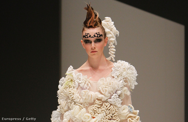 Melbourne-i divathét - 2013. tavasz-nyár, a tervező Lauren Slaviero