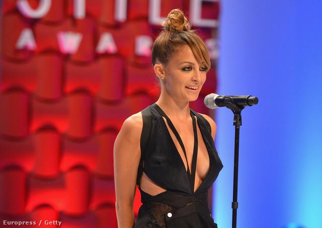Stlye Awards - Nicole Richie
