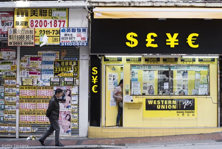 Western Union Hongkongban