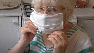 Egy budapesti nyugdíjas a Youtube-on mutatja meg, hogy telik egy napja a járvány idején