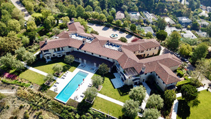 Meghan Markle és Harry herceg újonnan vásárolt, 5,8 milliárd forintos házával van egy kis bibi