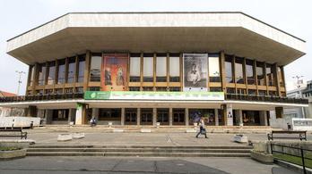 Lebontaná az új polgármester a Győri Nemzeti Színházat