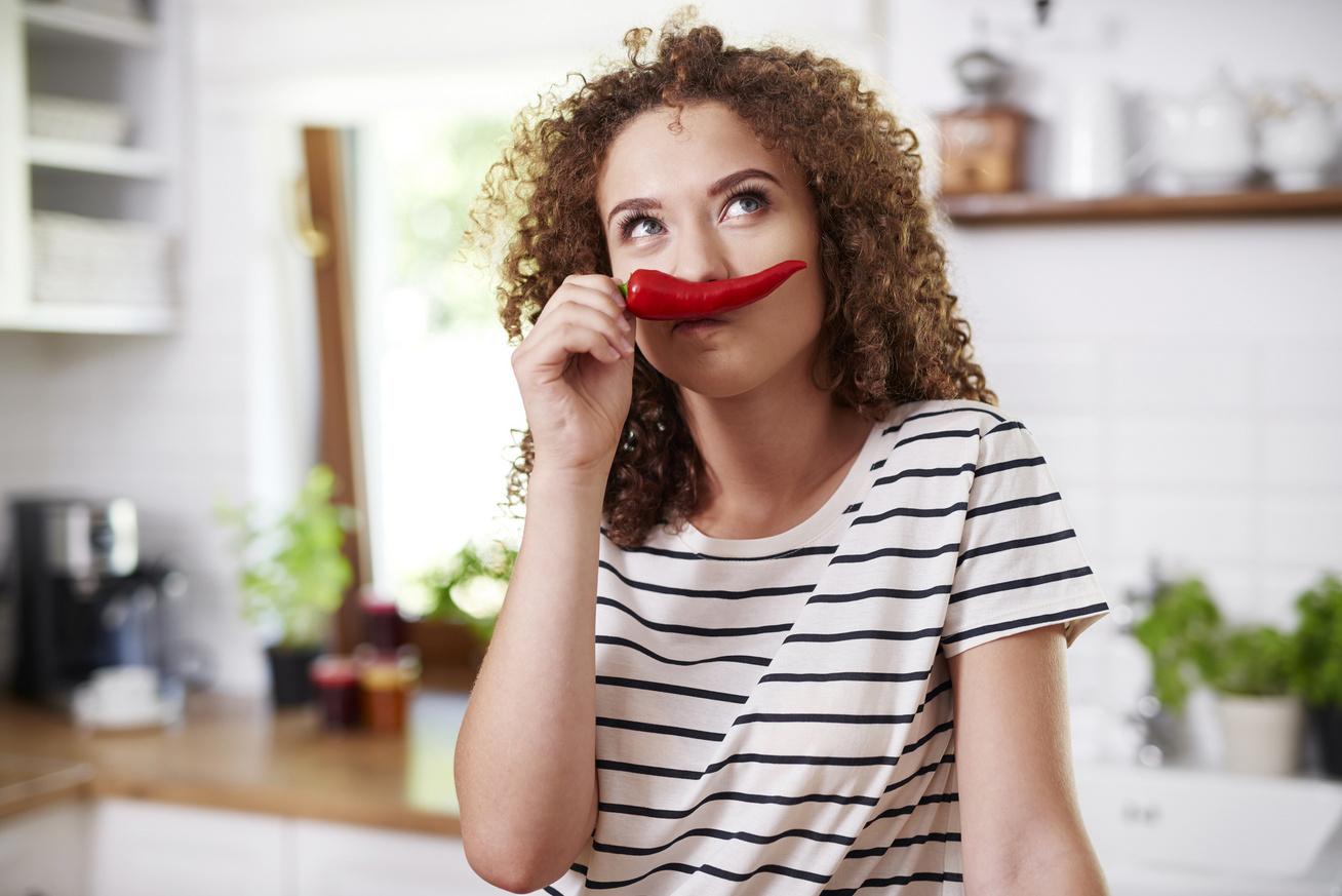 kapszaicin fogyás tanulmány)