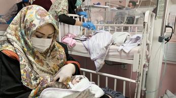 24 civil halt meg, 16-an pedig megsérültek egy afganisztáni szülészeti klinika elleni terrortámadásban