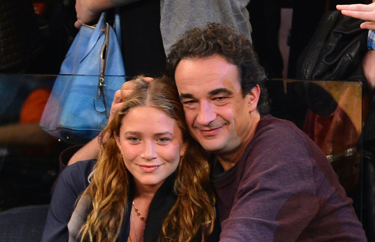 mary kate olsen sarkozy cover