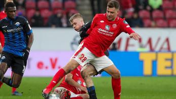 Szalai Ádám nem fél a Bundesliga újraindulása miatt