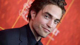 Robert Pattinson kvázi moslékot eszik, mióta karanténban van