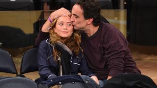 Válás: Olivier Sarkozy kirakta Mary-Kate Olsent bérelt lakásukból