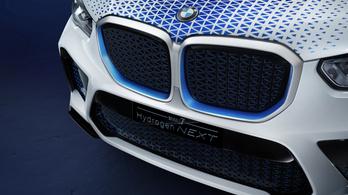 A BMW nem adja fel, mint a Mercedes: továbbra is hidrogéneznek