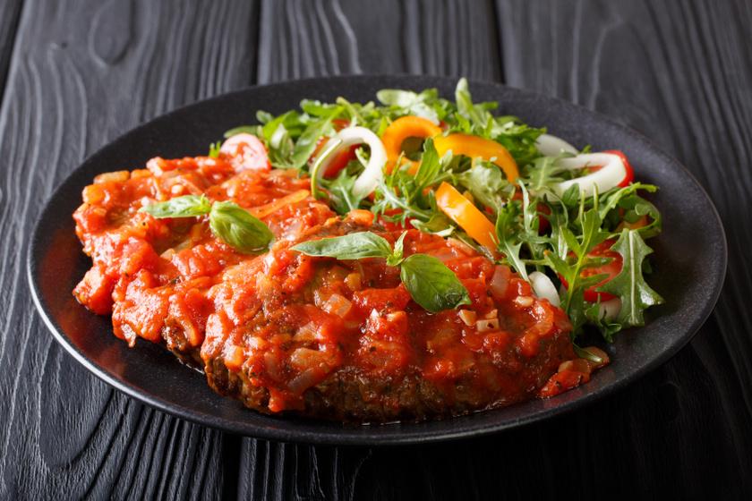 pizzaiola hús recept