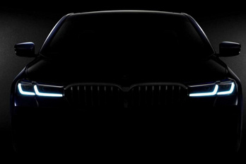 Először mutatták meg az új 5-ös BMW-t