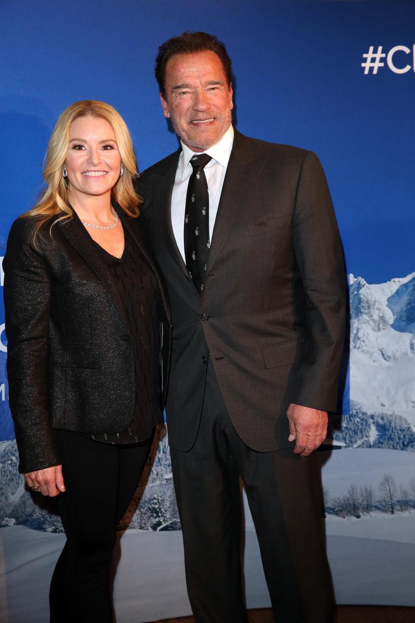 Arnold Schwarzenegger és Heather Milligan 2013 óta elválaszthatatlanok egymástól.